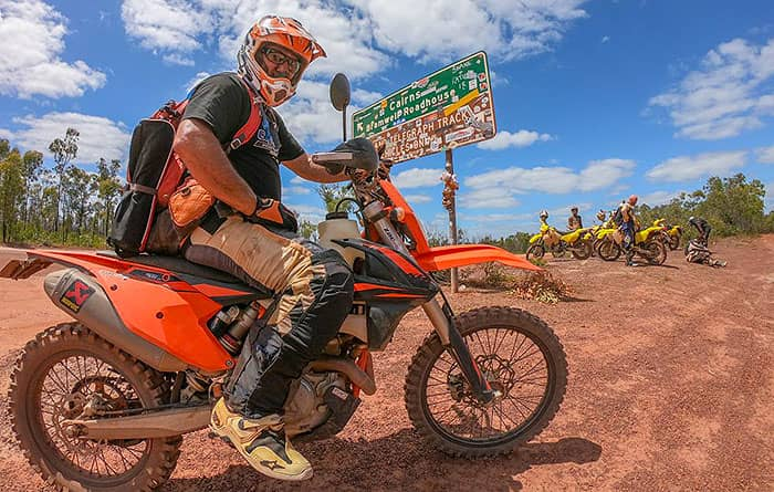 The Best Cape York Dirtbike Motorcycle Tours